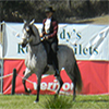 Preludio de la Amistad at the Red Hills Trails owned by Peggy Tanner